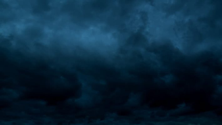 dark dark blue cloud