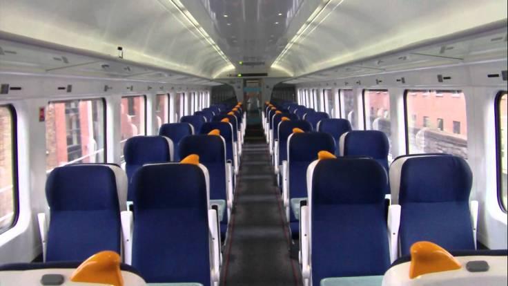 train blue