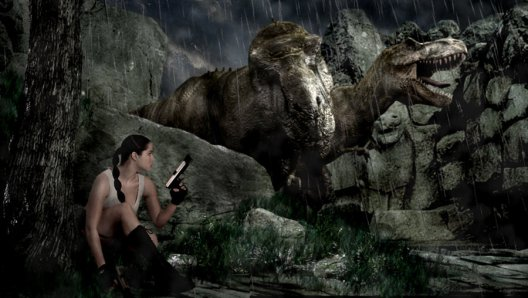 original_lara_and_the_t_rex__by_pbbunnybear-d4wnd5x